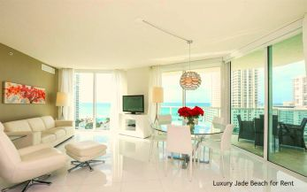 Luxury Jade Beach for Rent